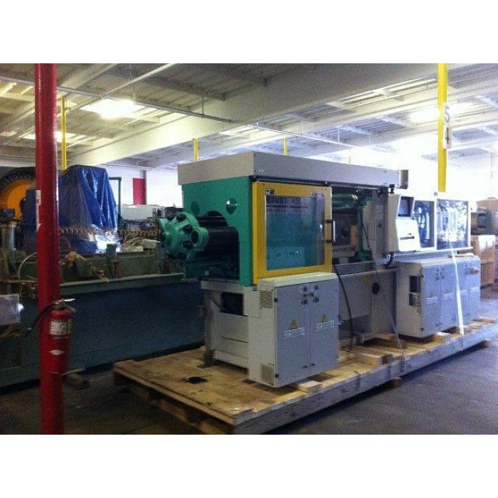 ARBURG 110-TON 4-COLOR PLASTIC INJECTION MOLDING MACHINE 2006